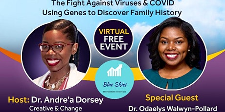 Conversing with Dr. Andre'a Dorsey tickets