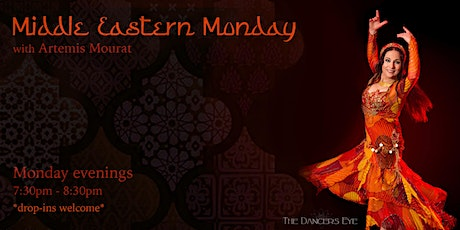 Middle Eastern Monday with Artemis Mourat tickets