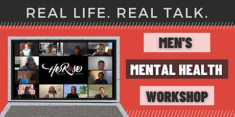 The HeRose Men's Mental Health Workshop tickets