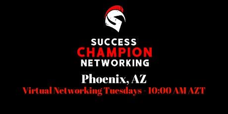 Phoenix Success Champions Networking tickets