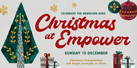 Christmas at Empower tickets