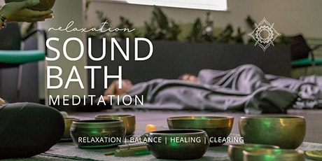 Relaxation Soundbath Meditation tickets
