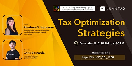 Tax Optimization Strategies tickets