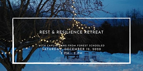 Rest & Resilience Retreat tickets