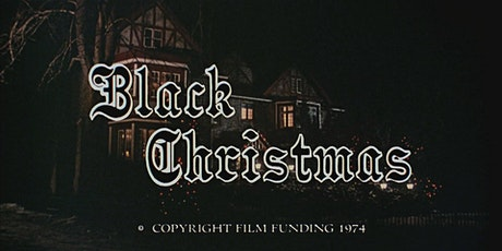 Black Christmas - Tustin's Mess Hall Market tickets