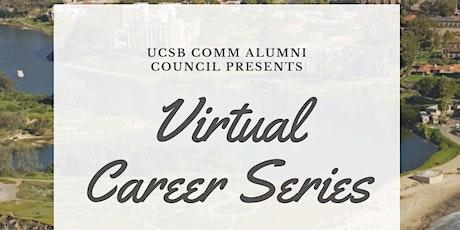 Comm Alumni Virtual Career Series - Justin Hannah tickets