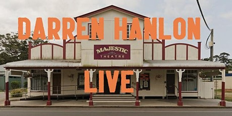 Darren Hanlon Family Christmas Livestream Show tickets