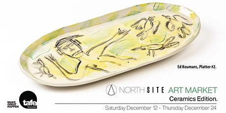 NorthSite Art Market - Ceramic Edition tickets