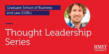 GSBL Thought Leadership Series: Human-Centred Design tickets