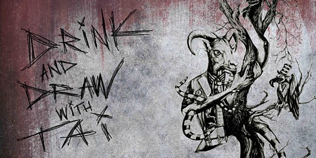 Drink and Draw with Tai - Krampus Drawing tickets