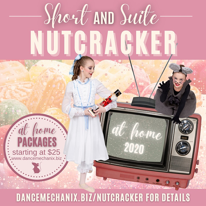 Short & Suite Nutcracker... The Show Must Go On! image