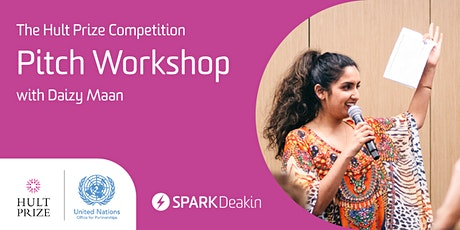 Hult Prize Competition Pitch Workshop tickets
