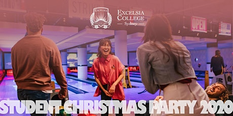 Excelsia SRC student party - Strike Bowling tickets
