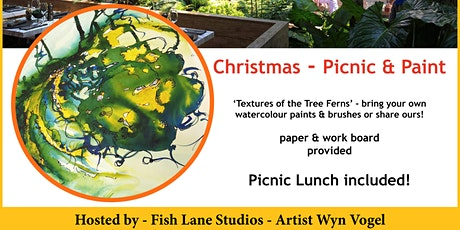 Christmas Picnic and Paint - Town Square | Fish Lane | Arts Precinct tickets