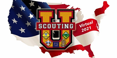 University of Scouting - Virtual 2021 tickets