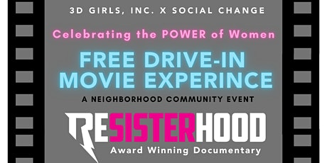 FREE DRIVE-IN MOVIE - Community Outreach Event tickets