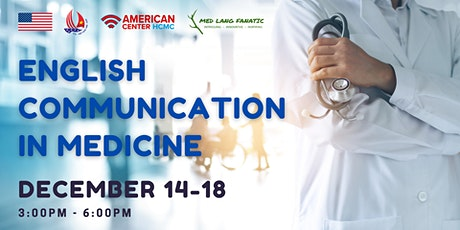 English Communication in Medicine tickets
