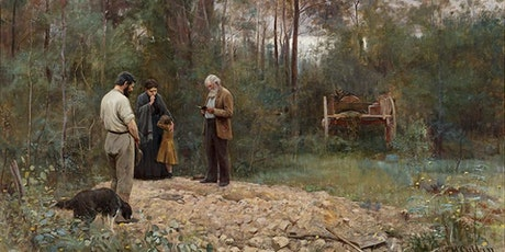 Educator's preview— Frederick McCubbin—Whisperings in wattle boughs tickets