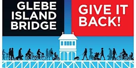 Glebe Island Bridge: Give It Back! tickets