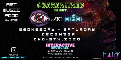 Eye heART Miami Basel tickets