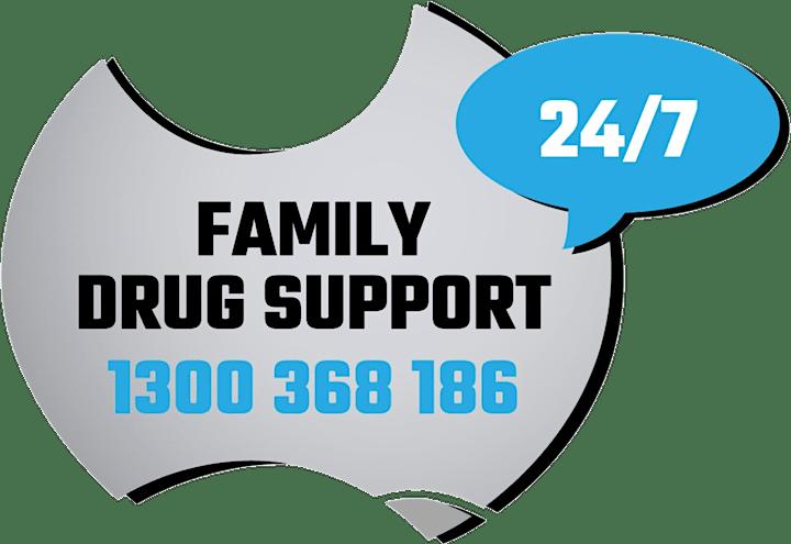 Rockhampton - International Family Drug Support Day image