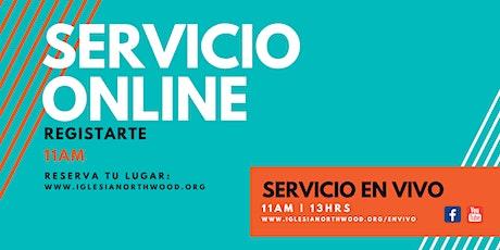Servicio De Celebración tickets