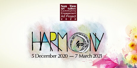 Community Engagement Art Project 2020 - Harmony Exhibition Opening tickets