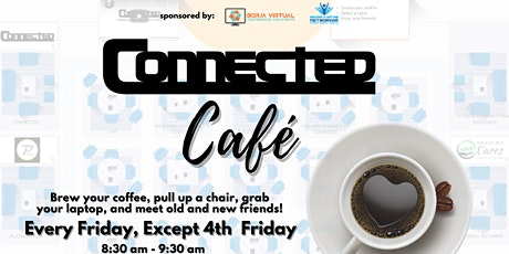CONNECTED Café tickets