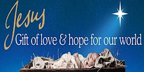 9.00pm Christmas Eve Mass (8.45 carols) tickets