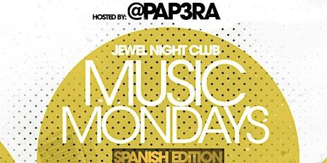 Music Monday! *Spanish Edition* tickets