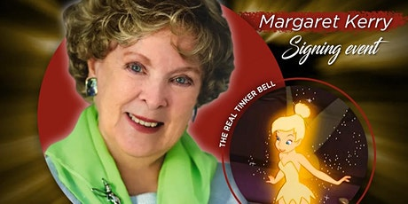 Margaret Kerry - Signing Event tickets