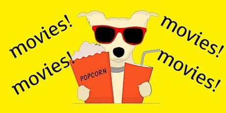 January  2021 SCHOOL HOLIDAY PROGRAM - movies! movies! movies! tickets
