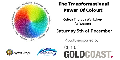 The Transformational Power of Colour! tickets