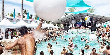Pool Party Miami Beach - Miami Day Party tickets