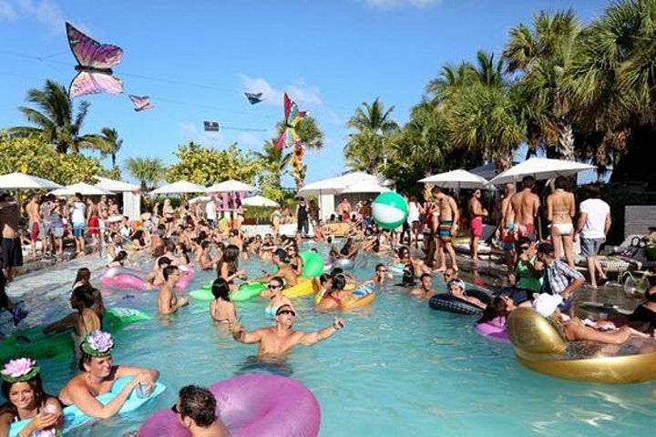 Pool Party Miami Beach - Miami Day Party image