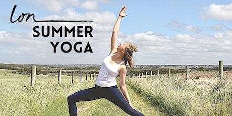 Summer Yoga Season 2021 with Dunefolk tickets