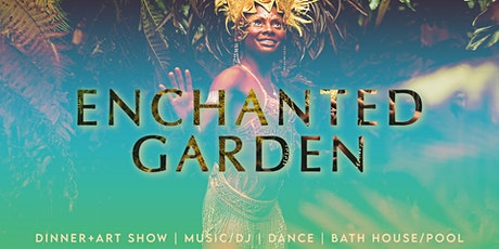 ENCHANTED GARDEN - Sensory Art/Dining Experience tickets