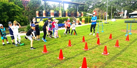 Gladiator Games Kids Sports Holiday Fun ASHFIELD tickets