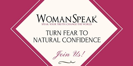Introduction to WomanSpeak tickets