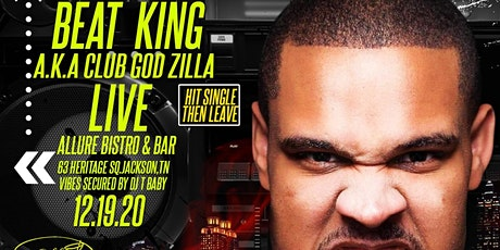 BEAT KING LIVE tickets