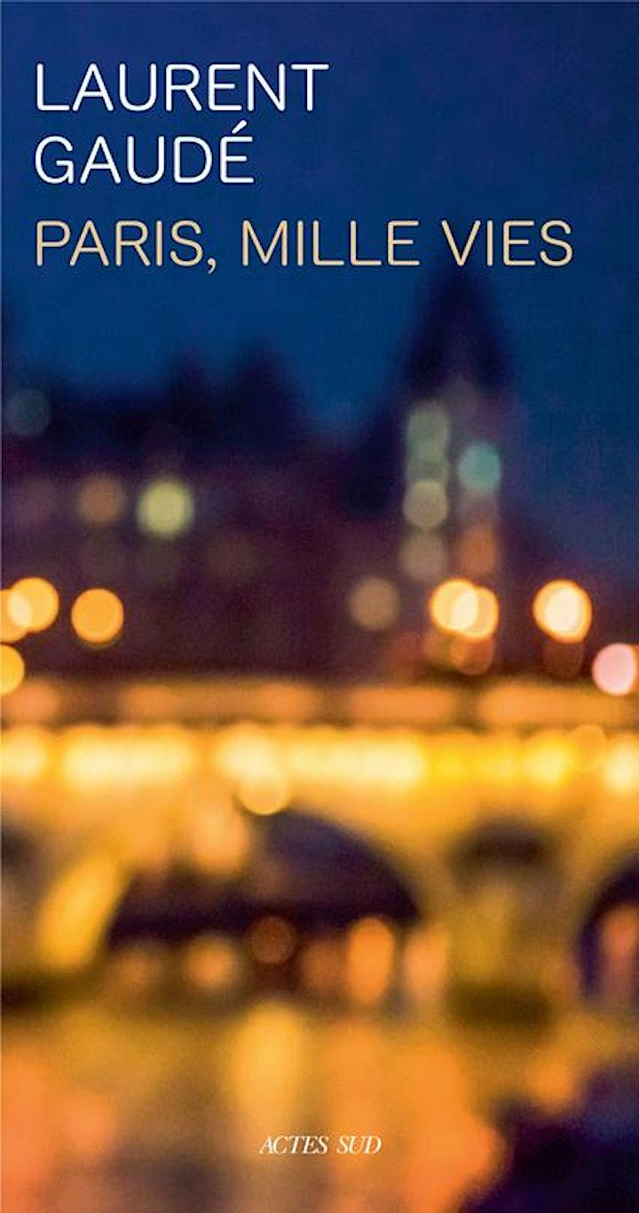 Image pour Dédicace avec Laurent Gaudé