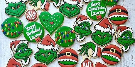 How the Grinch Stole the Cookie Decorating Class tickets
