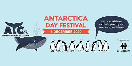 Antarctica Day Online Festival Organised by The Antarctic Youth Coalition tickets