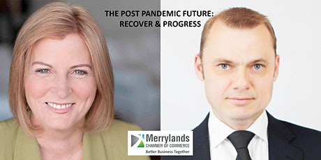 THE POST PANDEMIC FUTURE: RECOVER & PROGRESS tickets