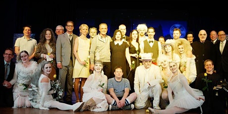 "Musical ""Der Graf von Monte Christo"" Tickets"