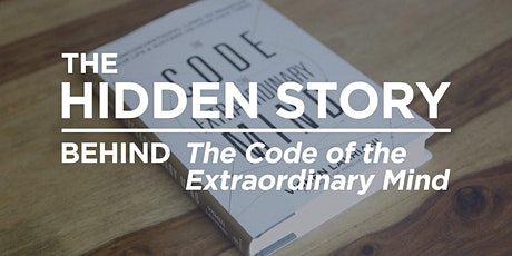Book Review & Discussion : The Code of the Extraordinary Mind tickets