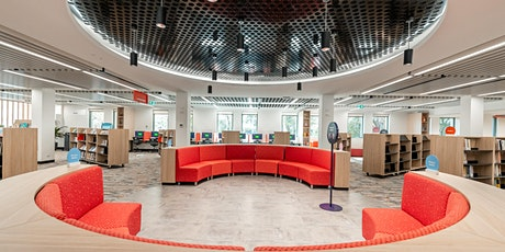 Tours of the new Burwood Library and Community Hub tickets
