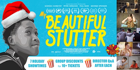 My Beautiful Stutter - Virtual Screening w/ Director Q/A tickets