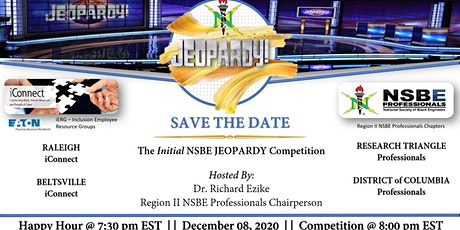 NSBE Jeopardy Night - Hosted by Eaton tickets