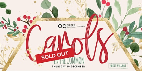 Carols in The Common - Thursday 10 December tickets